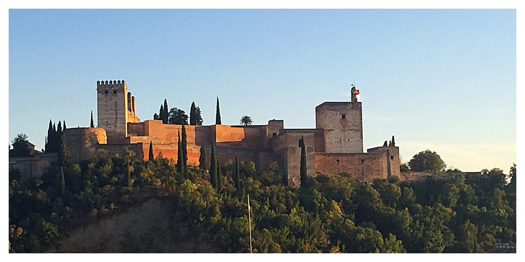 planning to travel alhambra spain