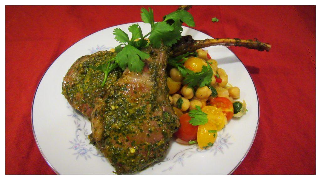 Mediterranean food recipes Moroccan Lamb