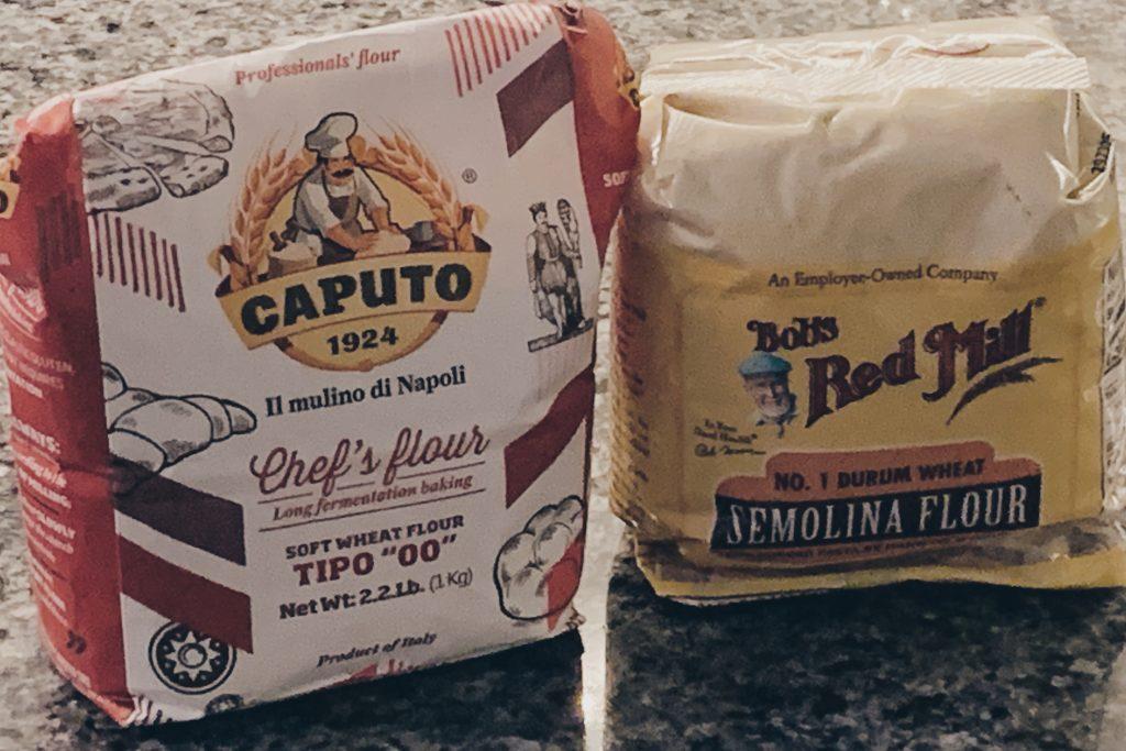Flour for Homemade Pasta