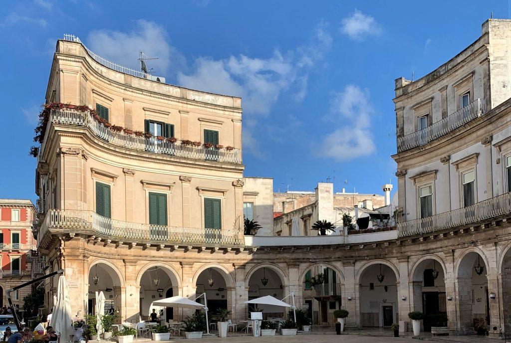 planning to travel Martina Franca Puglia Italy