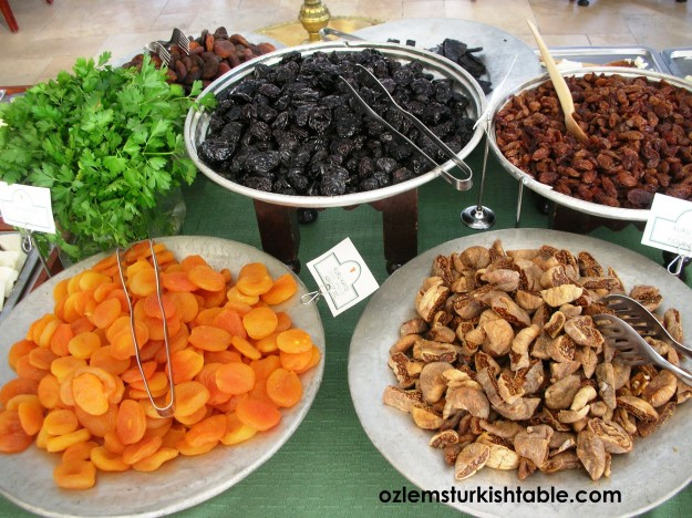 pantry essentials dried fruits