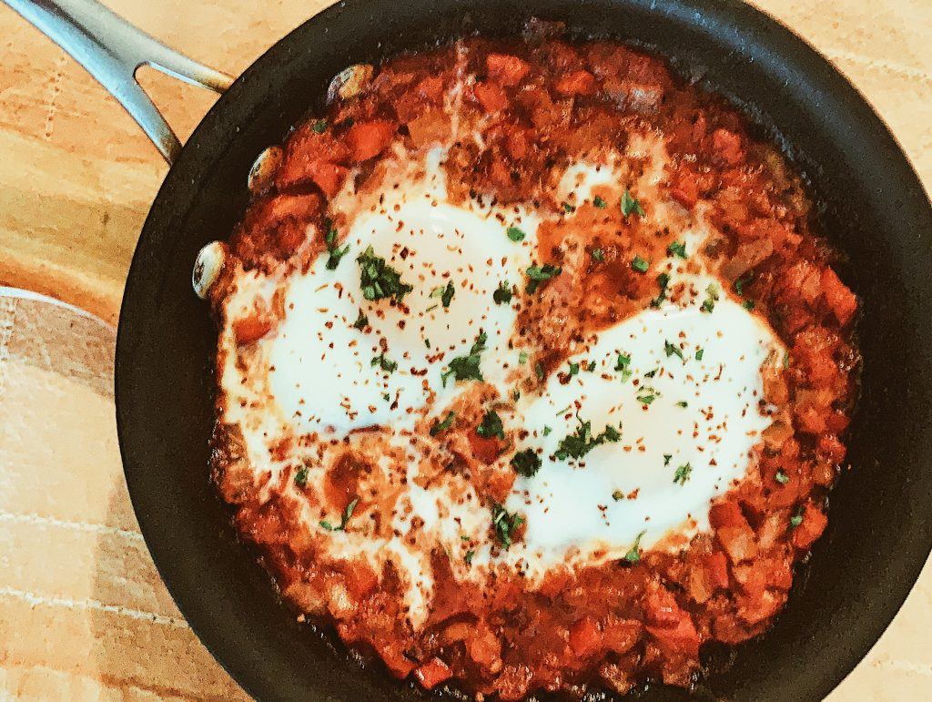 Ready to eat Shakshouka
