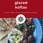 Mediterranean Recipes Pomegranate Glazed Koftas