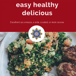 tabbouleh – healthy, easy, & delicious
