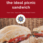 Pan Bagnat The Ideal Picnic Sandwich