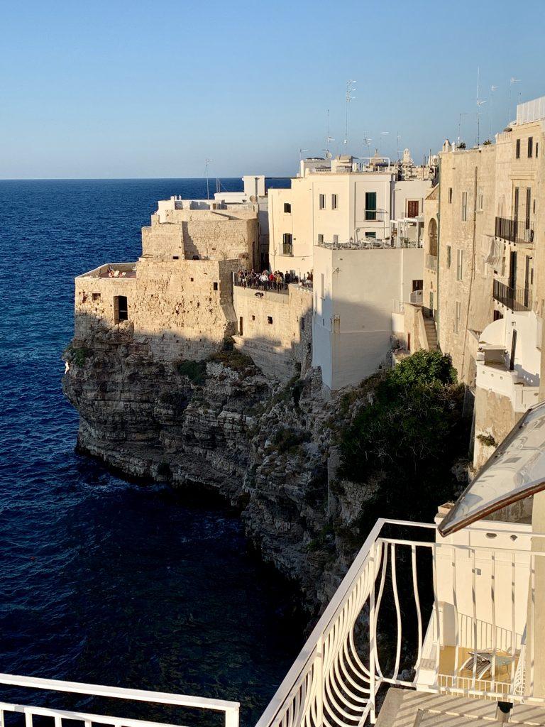Adriatic Coast In Polignano a Mare
