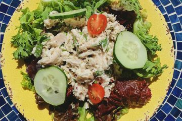 Red Snapper Salad