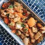 Pan Braised Chicken and Tomatoes RC