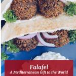 Falafel withTzatziki