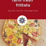 Farm Fresh Frittata