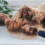Lamb Souvlaki Featured
