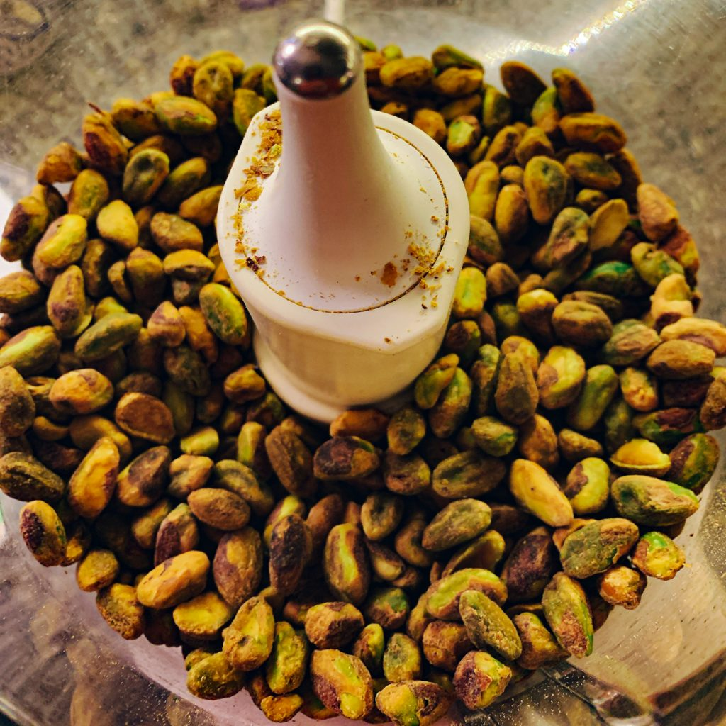 Baklava Pistachios Whole