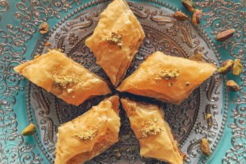 Baklava Close Up Featured