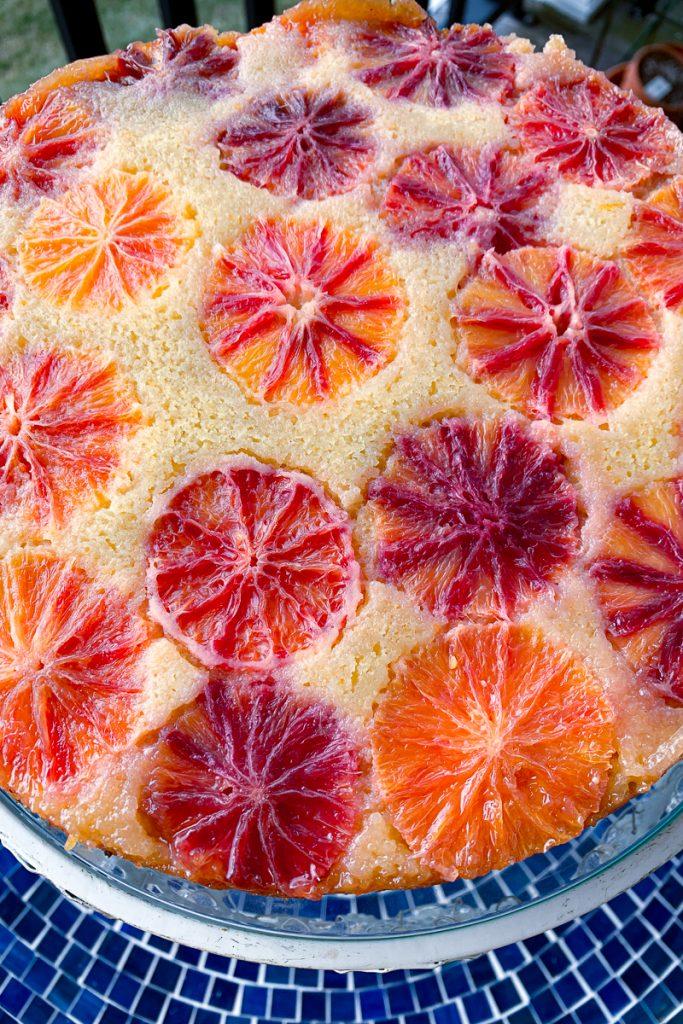 Blood Orange Polenta OH