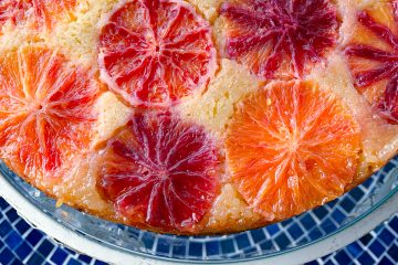 Blood Orange Polenta Featured