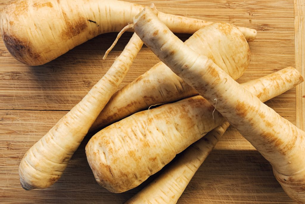 Parsnips Raw