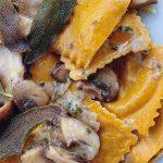 Pumpkin Ravioli Featured