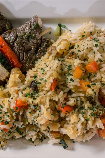 Rice Pilaf Featured